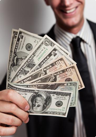cash winning image